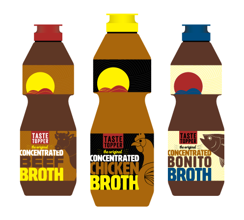 Tastetopper Concentrated Broths